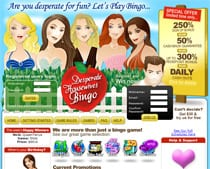Desperate Housewives Bingo Room