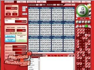 online bingo room