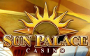 SunPalace US Mobile & Online Slots Casino Review
