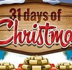 American Internet Bingo Halls 31 Days of Christmas Bonus Promotions