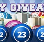 Enjoy The Online Bingo Daily Giveaway This January 2016