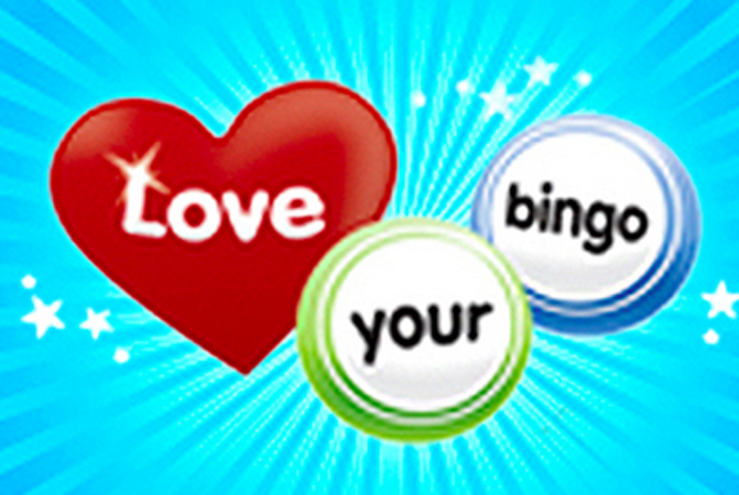 Love BINGO Games