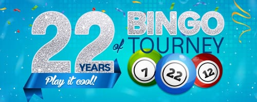 Bingo Spirit Hall Launches The Play It Cool To Win Tournament| Free Games