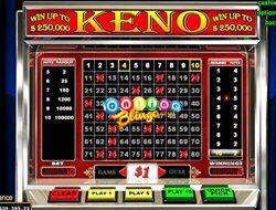 Full Size Keno Machines Added To USA & Canadian Online Bingo Sites