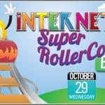 Internet Day Super Rollercoaster Bingo Promotion