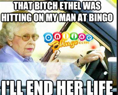 American Express Bingo