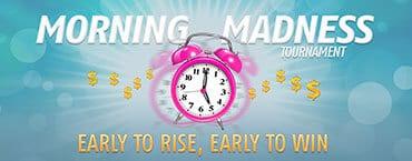USA Bingo Morning Madness Tournaments