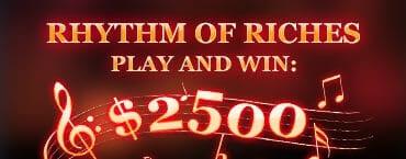 Bingo For Money USA Casinos Rhythm of Riches Online Slots Tournament