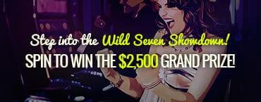 BingoForMoney USA Casinos Wild Seven Online Slots Showdown
