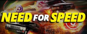 Get The Need For Speed With The Free Million Dollar Party