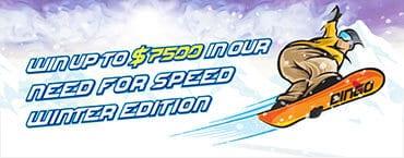 Bingo For Money US Casinos Need For Speed Winter Edition Tournament