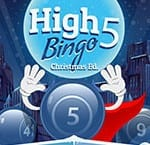 Win Real Cash Money Playing In The High 5 Christmas Bingo Tournament