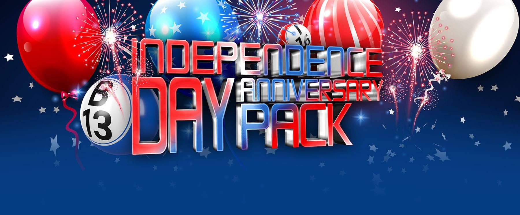 BingoCanada Offers Huge Independence Day Online Bingo Bonuses