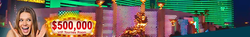 Win A Flight To Las Vegas And Hotel Rooms In The MGM Casino  | Amigo Bingo