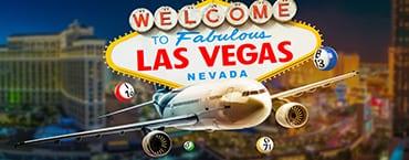 Win Las Vegas Trip For Two Playing Bingo Games | Free Bingo Bonuses