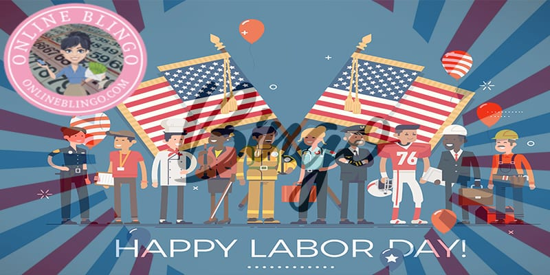Celebrate Labor Day With CyberBingo And Vegas Crest Casino